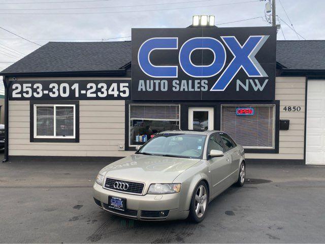 2005 Audi A4 1.8T in Tacoma, WA 98409