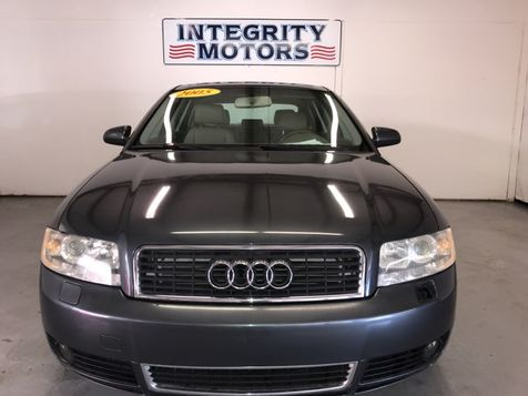 2005 Audi A4 1.8T   Tavares, FL   Integrity Motors in Tavares, FL