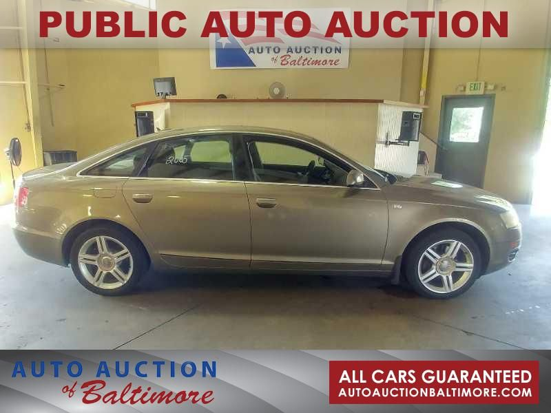 2005 Audi A6  | JOPPA, MD | Auto Auction of Baltimore  in JOPPA MD