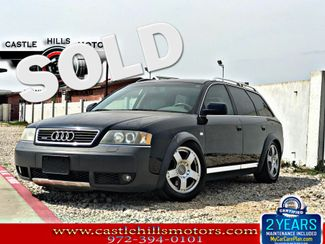 2005 Audi allroad 2.7T | Lewisville, Texas | Castle Hills Motors in Lewisville Texas