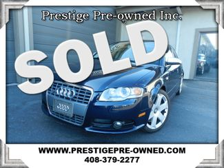 2005 Audi S4 (*340 HP*) *AWD/NAVIGATION/LEATHER/CARBON FIBER TRIM/340 HP*  in Campbell CA