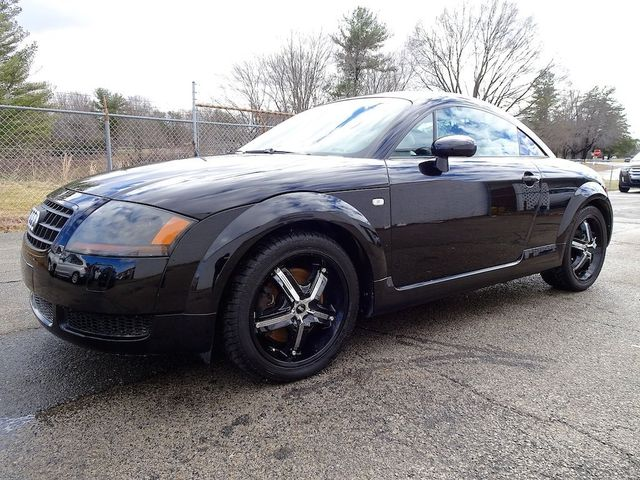 2005 Audi TT 1.8T Madison, NC 6