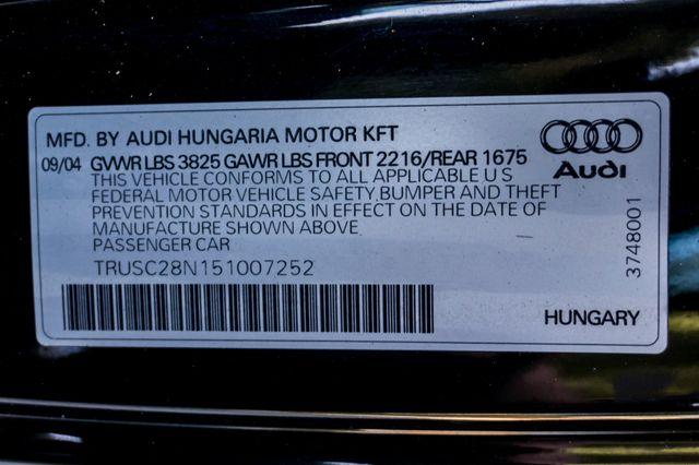 2005 Audi TT Reseda, CA 32