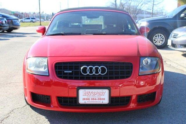 2005 Audi TT 2dr Roadster quattro D.S. Auto St. Louis, Missouri 3