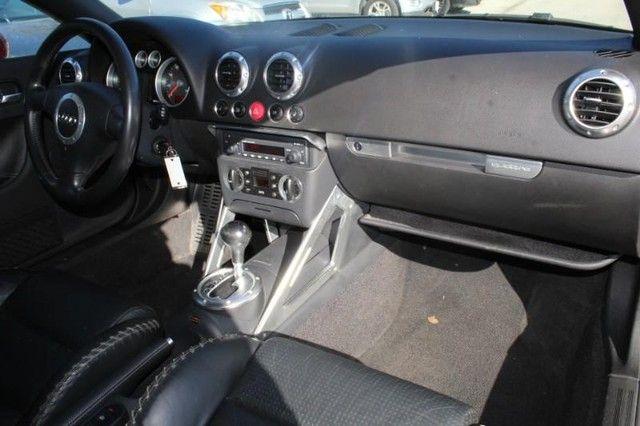 2005 Audi TT 2dr Roadster quattro D.S. Auto St. Louis, Missouri 12