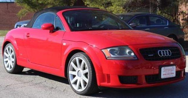 2005 Audi TT 2dr Roadster quattro D.S. Auto St. Louis, Missouri 0
