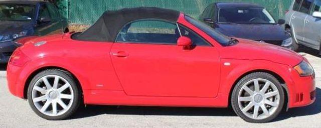 2005 Audi TT 2dr Roadster quattro D.S. Auto St. Louis, Missouri 2