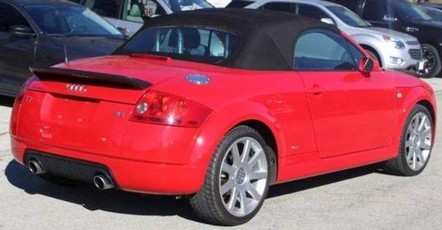 2005 Audi TT 2dr Roadster quattro D.S. Auto St. Louis, Missouri 5