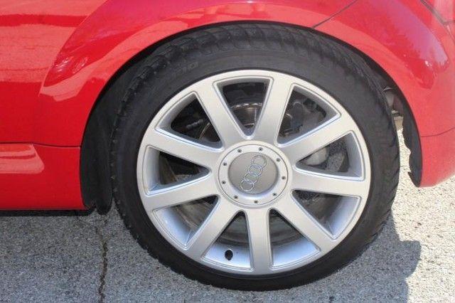 2005 Audi TT 2dr Roadster quattro D.S. Auto St. Louis, Missouri 19