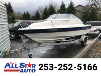 2005 Bayliner 192 classic cuddy w/ trailer included in Puyallup Washington, 98371