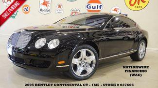 2005 Bentley Continental GT AWD NAV,HTD LTH,CHROME WHLS,16K in Carrollton TX, 75006