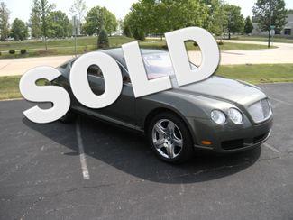 2005 Bentley Continental GT Chesterfield, Missouri