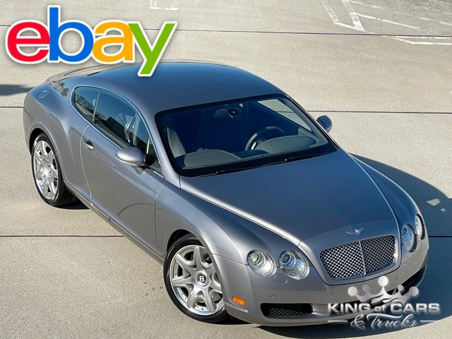 2005 Bentley Continental GT MULLINER PACKAGE LOW MILES RARE
