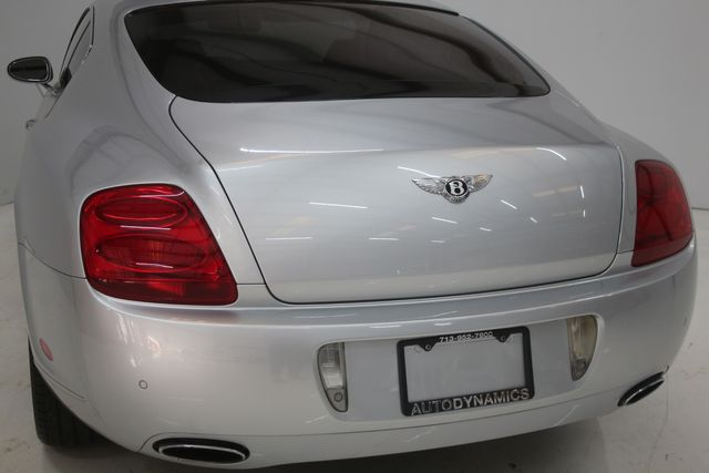 2005 Bentley Continental GT Houston, Texas 10