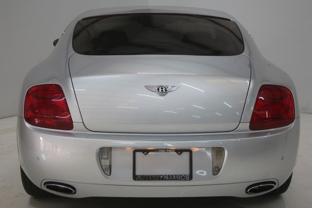 2005 Bentley Continental GT Houston, Texas 8