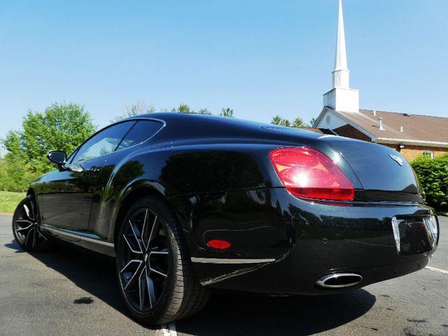 2005 Bentley Continental GT Leesburg, Virginia 2