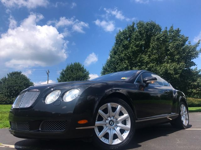 2005 Bentley Continental GT in Leesburg Virginia, 20175