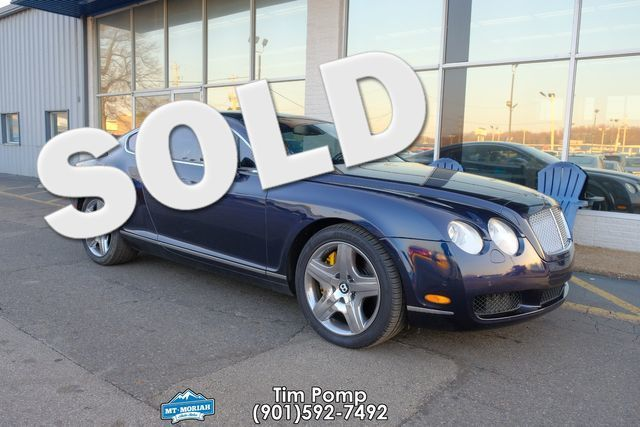 2005 Bentley Continental in Memphis Tennessee