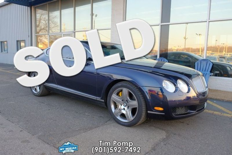 2005 Bentley Continental GT | Memphis, Tennessee | Tim Pomp - The Auto Broker in Memphis Tennessee