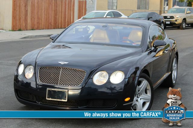 2005 Bentley CONTINENTAL GT COUPE XENON NEW TIRES