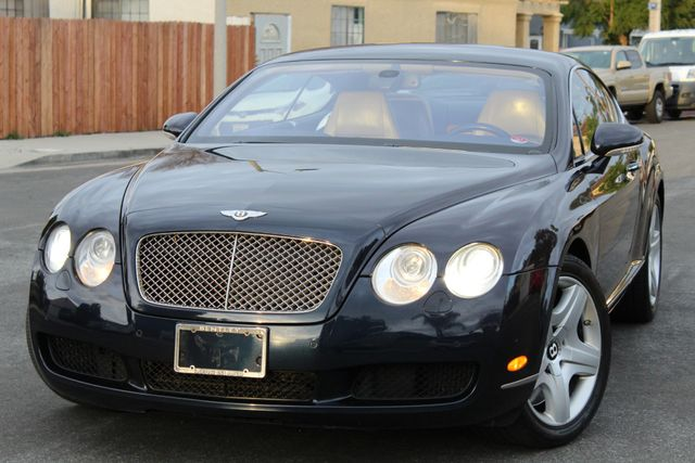2005 Bentley CONTINENTAL GT COUPE XENON NEW TIRES in Van Nuys, CA 91406