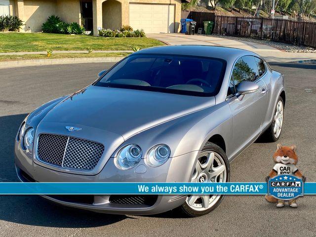 2005 Bentley CONTINENTAL GT 63K MLS NAVIGATION SERVICE RECORDS