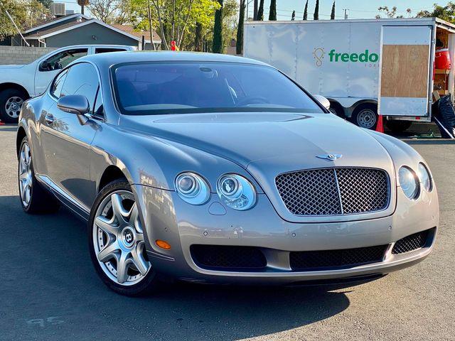 2005 Bentley CONTINENTAL GT 63K MLS NAVIGATION SERVICE RECORDS in Van Nuys, CA 91406