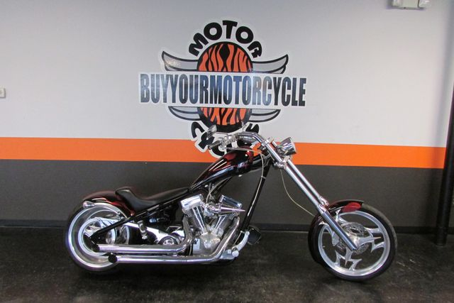 2005 Big Dog RIDGEBACK CHOPPER RIDGE BACK