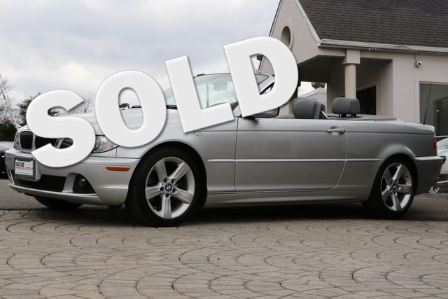 2005 BMW 3-Series 325Ci Convertible in Alexandria VA