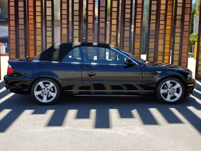 2005 BMW 325Ci Convertible Only 75000 Actual Miles 2 Owner Full History RARE  city Washington  Complete Automotive  in Seattle, Washington