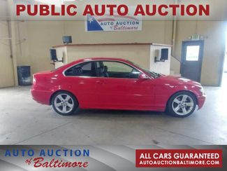2005 BMW 325Ci  | JOPPA, MD | Auto Auction of Baltimore  in Joppa MD