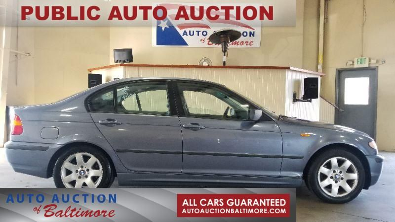 2005 BMW 325i    JOPPA, MD   Auto Auction of Baltimore  in JOPPA MD