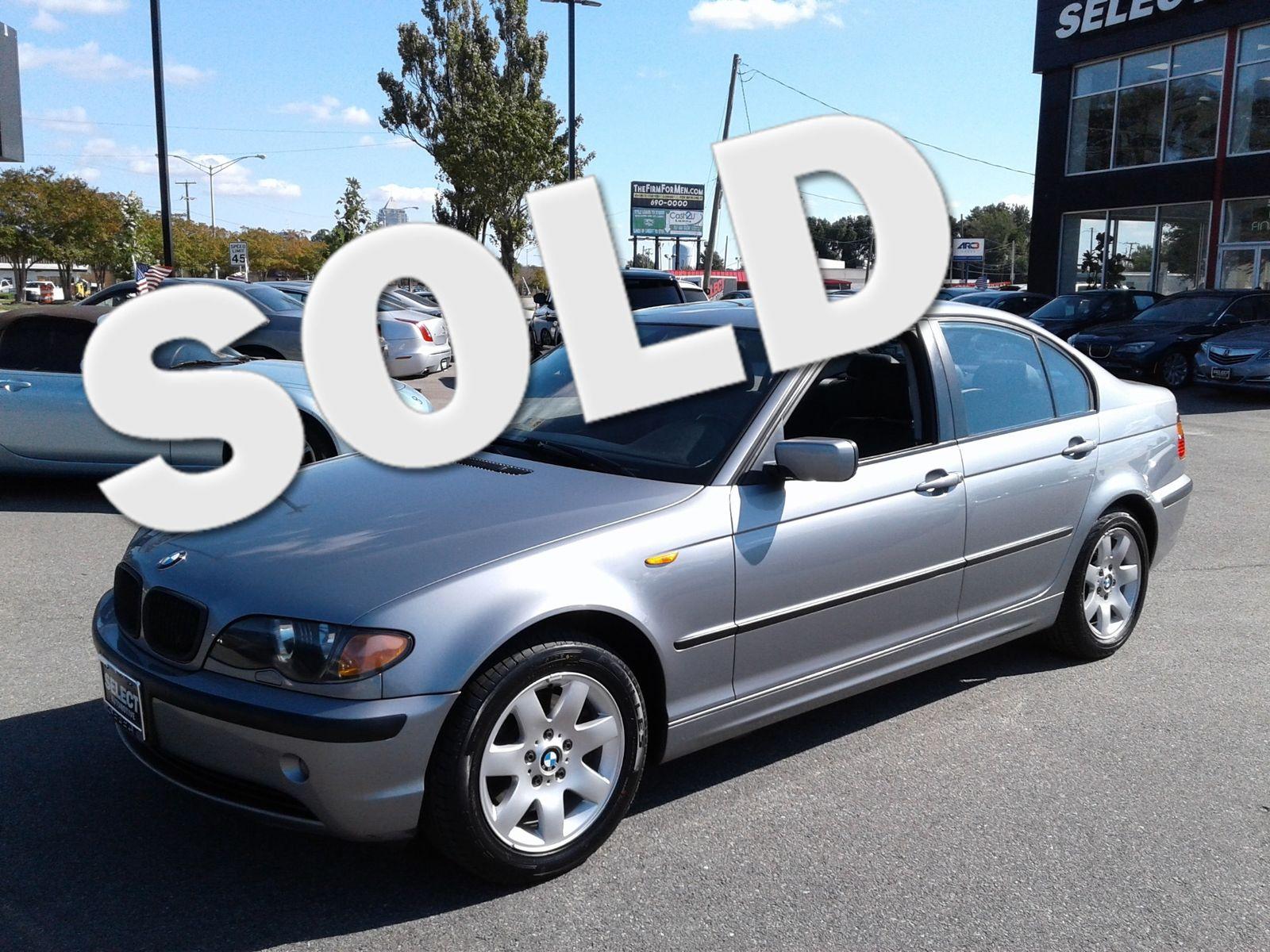 2005 BMW 325xi city Virginia Select Automotive VA