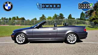 2005 BMW 330Ci CI CONVERTIBLE CLEAN CARFAX 1 owner | Palmetto, FL | EA Motorsports in Palmetto FL