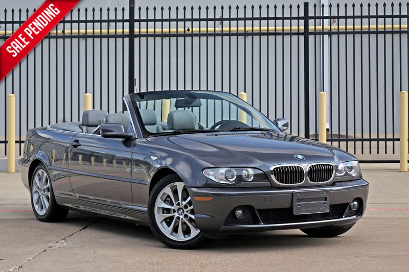 2005 BMW 330Ci Only 57k mi*Auto*Convertible* | Plano, TX | Carrick's Autos in Plano TX
