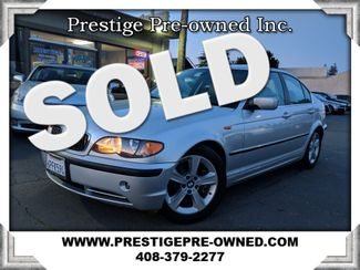 2005 BMW 330i PREMIUM/HEATED SEATS/MOONROOF/LEATHER/LOADED  in Campbell CA