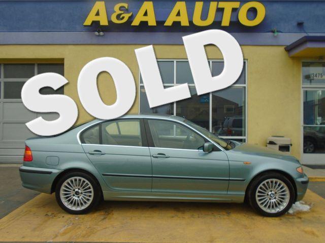 2005 BMW 330xi XI in Englewood, CO 80110