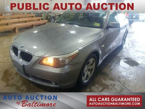 2005 BMW 525i  | JOPPA, MD | Auto Auction of Baltimore  in JOPPA, MD