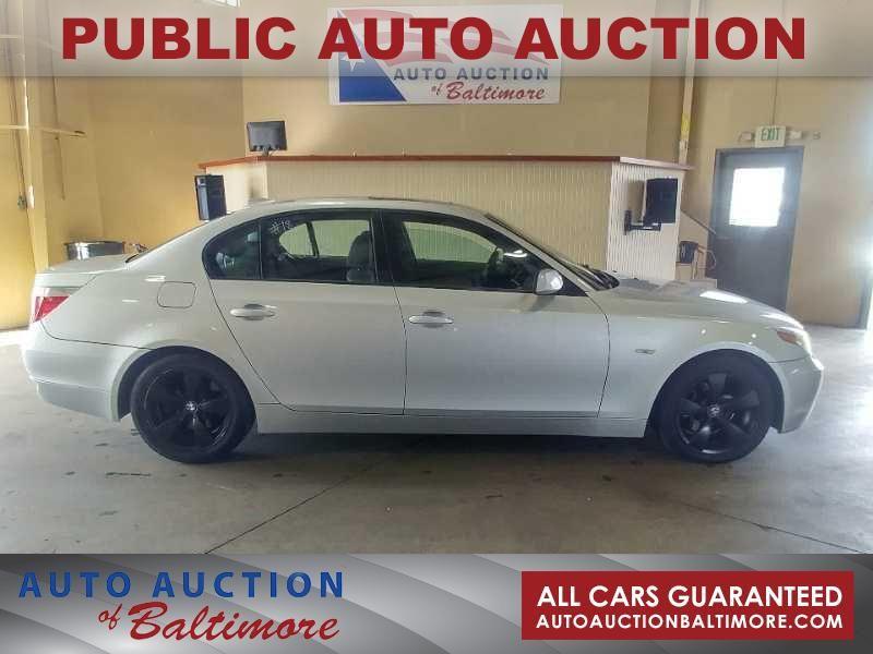 2005 BMW 530i  | JOPPA, MD | Auto Auction of Baltimore  in JOPPA MD