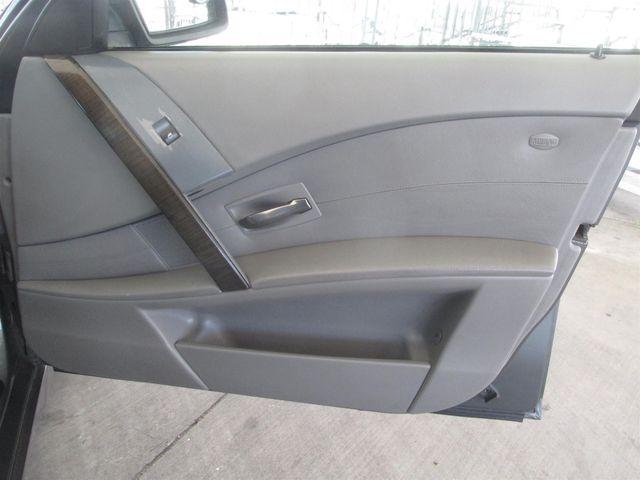 2005 BMW 545i Gardena, California 13