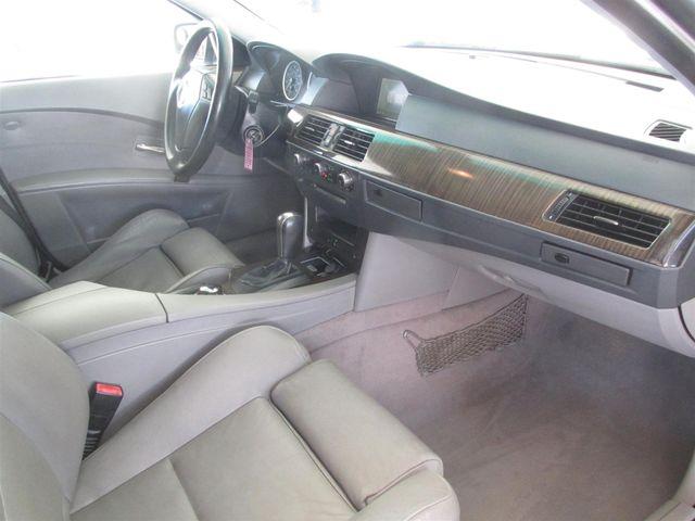 2005 BMW 545i Gardena, California 8