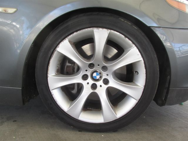 2005 BMW 545i Gardena, California 14