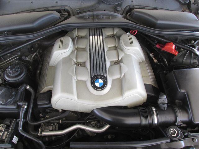 2005 BMW 545i Gardena, California 15