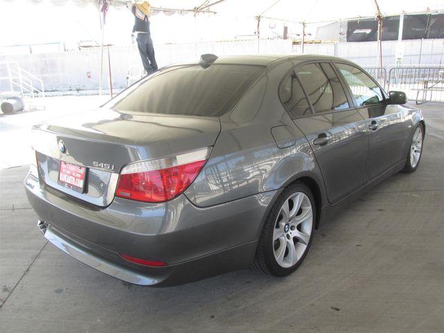 2005 BMW 545i Gardena, California 2