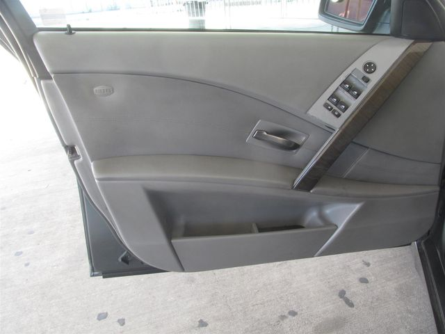 2005 BMW 545i Gardena, California 9