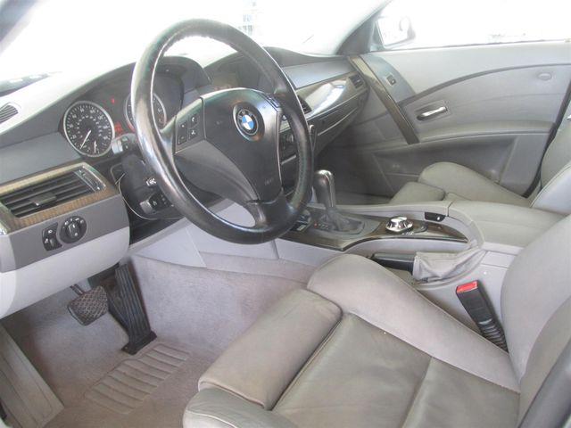 2005 BMW 545i Gardena, California 4