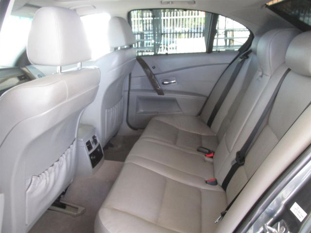 2005 BMW 545i Gardena, California 10