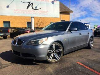 2005 BMW 545i I 40 LOCATION 405-917-7433 in Oklahoma City OK