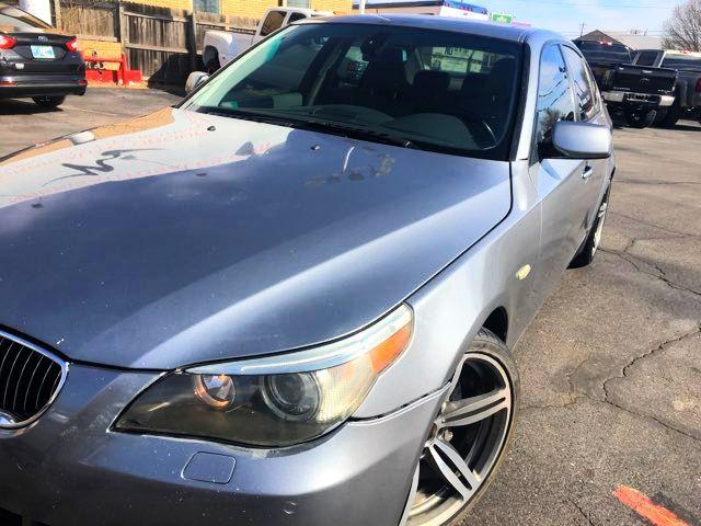 2005 BMW 545i I 40 LOCATION 405-917-7433 in Oklahoma City, OK 73122