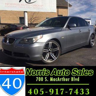 2005 BMW 545i I 40 LOCATION 405-917-7433 | Oklahoma City, OK | Norris Auto Sales (I-40) in Oklahoma City OK